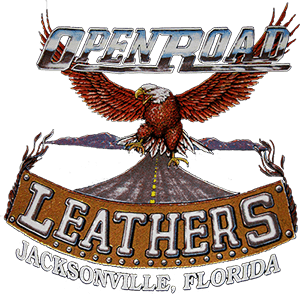 Open Road Leathers Logo
