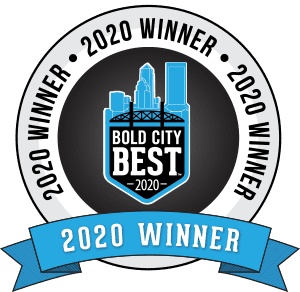 Bold City Best 2020 Winner Badge